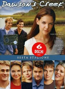 Dawson's Creek. Stagione 6 (6 DVD) di Lou Antonio,Allan Arkush,John Behring - DVD