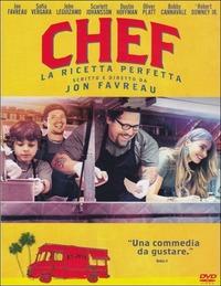Cover Dvd Chef. La ricetta perfetta (DVD)