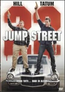 22 Jump Street di Phil Lord,Christopher Miller - DVD