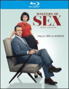 Film Masters of Sex. Stagione 1 (4 Blu-ray) Michael Apted Michael Dinner Jennifer Getzinger