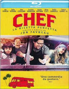 Chef. La ricetta perfetta di Jon Favreau - Blu-ray