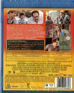 Chef. La ricetta perfetta di Jon Favreau - Blu-ray - 2
