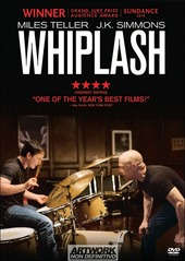 Copertina  Whiplash [DVD]