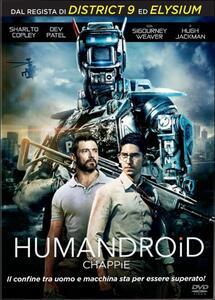 Humandroid di Neill Blomkamp - DVD
