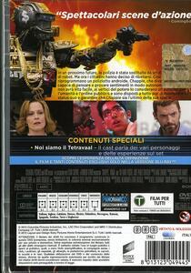 Humandroid di Neill Blomkamp - DVD - 2