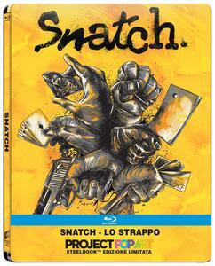 Snatch. Lo strappo. Con Steelbook di Guy Ritchie - Blu-ray