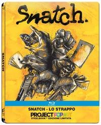 Cover Dvd Snatch. Lo strappo. Con Steelbook (Blu-ray)