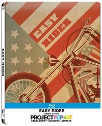 Cover Dvd Easy Rider. Con Steelbook