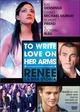 Cover Dvd Renee - La mia storia