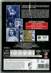 Gilda di Charles Vidor - DVD - 2