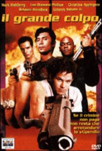 Il grande colpo di Che-Kirk Wong - DVD