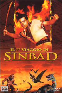 Il settimo viaggio di Sinbad di Nathan Juran - DVD