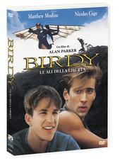 Copertina  Birdy [DVD] : la ali della libertà
