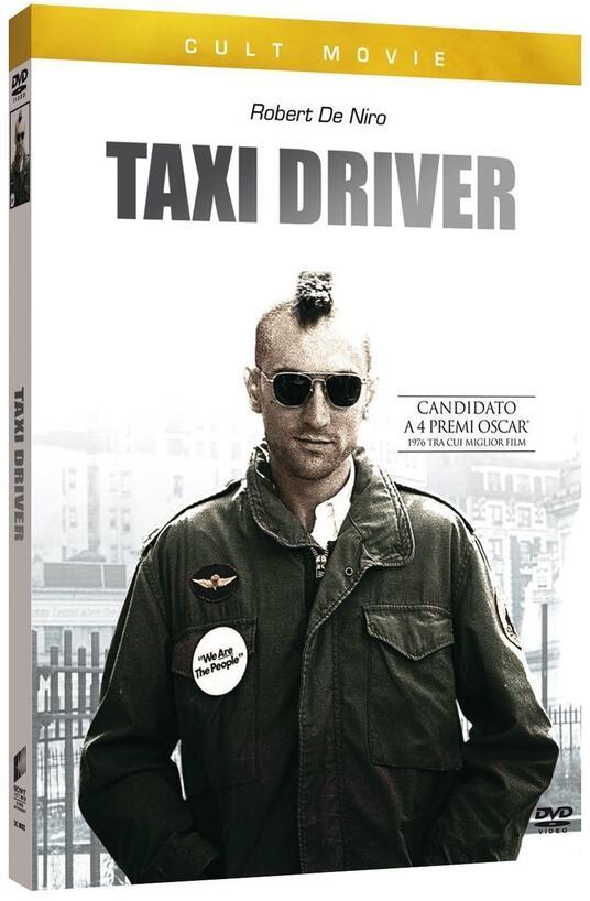Taxi Driver (DVD) di Martin Scorsese - DVD