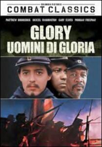 Glory. Uomini di gloria<span>.</span> Special Edition di Edward Zwick - DVD