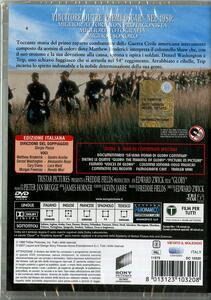 Glory. Uomini di gloria<span>.</span> Special Edition di Edward Zwick - DVD - 2