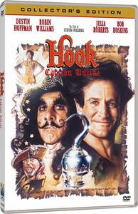 Film Hook. Capitan Uncino Steven Spielberg