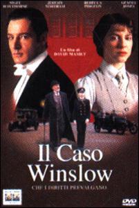 Il caso Winslow di David Alan Mamet - DVD