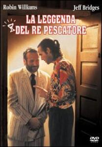 La leggenda del Re Pescatore di Terry Gilliam - DVD