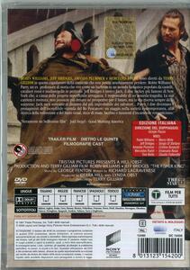 La leggenda del Re Pescatore di Terry Gilliam - DVD - 2