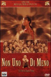 Non uno di meno di Zhang Yimou - DVD