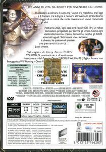 L' uomo bicentenario di Chris Columbus - DVD - 2