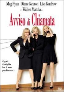 Avviso di chiamata di Diane Keaton - DVD