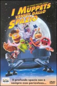 I Muppets venuti dallo Spazio di Timothy Hill - DVD