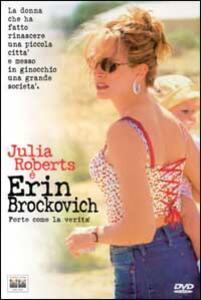Erin Brockovich. Forte come la verità di Steven Soderbergh - DVD