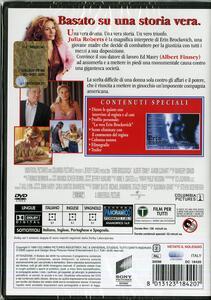 Erin Brockovich. Forte come la verità di Steven Soderbergh - DVD - 2