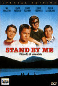 Stand By Me. Ricordo di un'estate<span>.</span> Special Edition di Rob Reiner - DVD