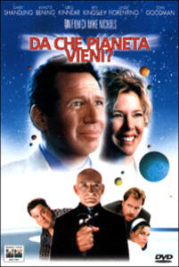 Da che pianeta vieni? di Mike Nichols - DVD