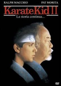 Karate Kid II. La storia continua di John G. Avildsen - DVD