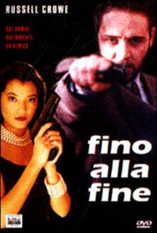 Fino alla fine di Frank Cappello - DVD