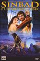 Cover Dvd Sinbad e l'occhio della tigre