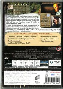 Quel che resta del giorno<span>.</span> Special Edition di James Ivory - DVD - 2