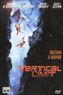 Vertical Limit di Martin Campbell - DVD