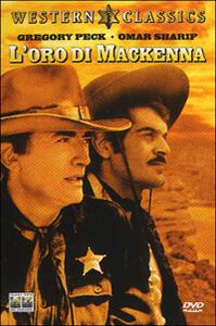 L' oro di MacKenna di Jack Lee Thompson - DVD