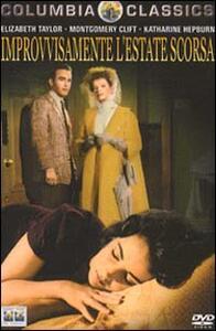 Improvvisamente l'estate scorsa di Joseph Leo Mankiewicz - DVD