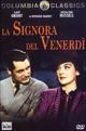 Cover Dvd DVD La signora del venerdì