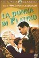 Cover Dvd La donna di platino