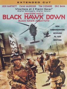 Black Hawk Down. Black Hawk abbattuto<span>.</span> Extended Cut di Ridley Scott - DVD
