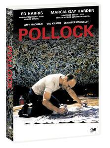 Pollock di Ed Harris - DVD