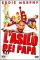 Cover Dvd L'asilo dei pap�