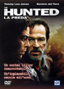The Hunted. La preda (DVD) di William Friedkin - DVD