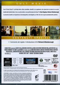 Gandhi<span>.</span> Collector's Edition di Richard Attenborough - DVD - 2