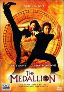 The Medallion di Gordon Chan - DVD