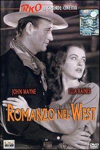 Locandina Romanzo nel west