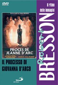 Locandina Processo a Giovanna d'Arco