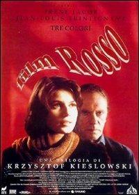 Cover Dvd Film rosso. Tre colori